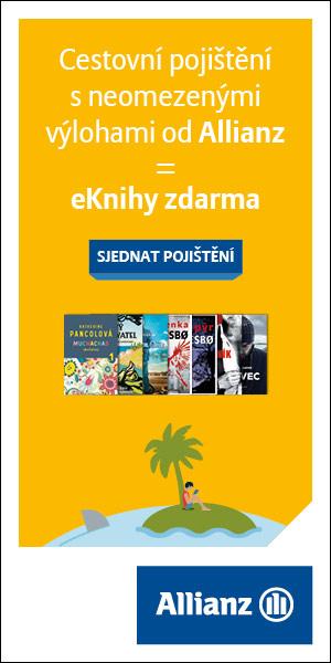 Cestovní pojištění - eKnihy zdarma do 30/9