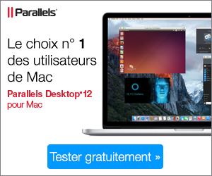 Installer macOS High Sierra avec Parallels Desktop (VM) 1