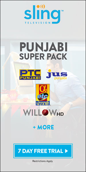 Watch Punjabi TV With Sling TV
