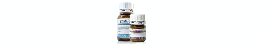 Designed for Post Menopausal Hair Loss and Thinning. Shop TRX2 Post Menopause Hair Pack!