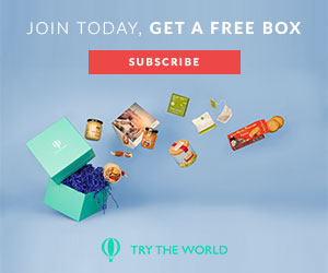 FREE Paris Box for New Subscri...