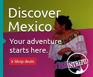 Discover Mexico 300x250