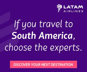 LATAM flights to Chile