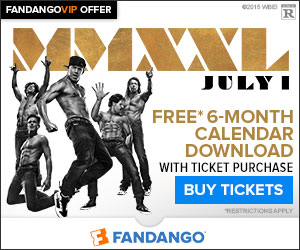 Magic Mike XXL Calendar Download
