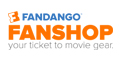 Fandango FanShop cash back and coupons