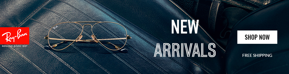 Shop the Ray-Ban New Arrivals @ Ray-Ban.com!