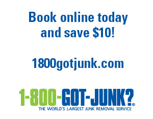 junk removal coupon