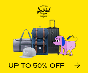 Your favorites are back. Get up to 50% off at Herschel. Shop online today.