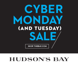 Cyber Monday at TheBay.com