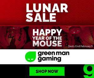 Shop the Lunar Sale at Green Man Gaming