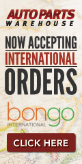 Bongo - International Shipping.