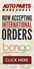 Bongo - International Shipping.