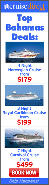 Cruise Direct Top Behams Deals