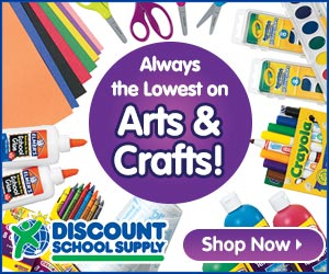 Free Shipping At Discount School Supply