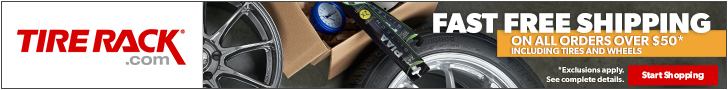 Tire Rack - Fast Free Shipping on All Orders Over $50