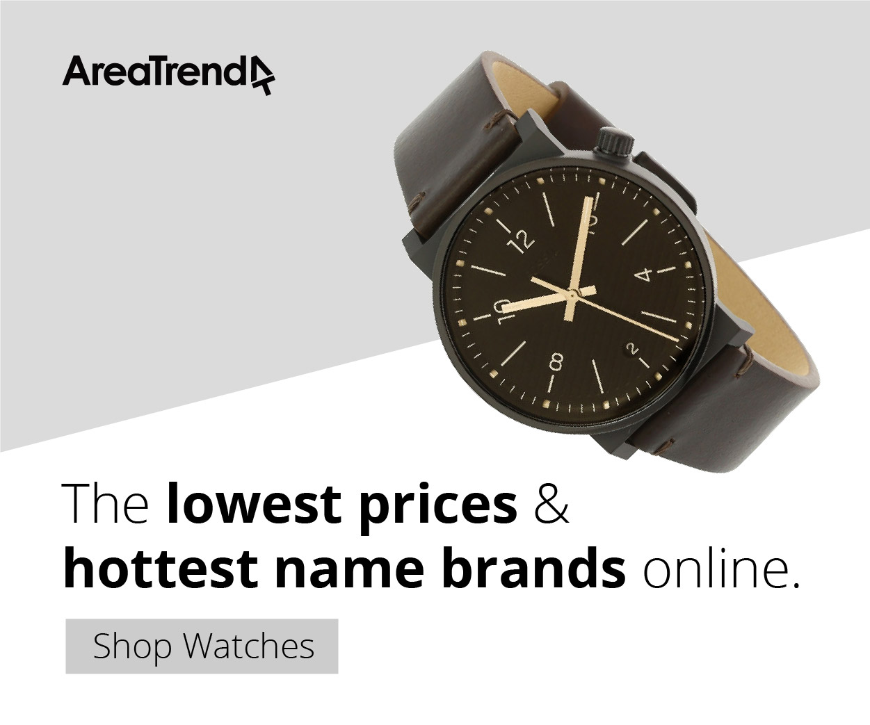 The Hottest  Name Brand Watches On Sale Now!