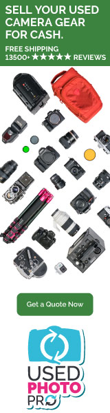 Sell Your Used Camera Gear for Cash!