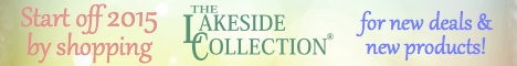 Start off 2015 by Shopping the Lakeside Collection for new deals and new products!