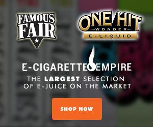 Ecigarette Empire - ONE HIT WONDER vaping deals