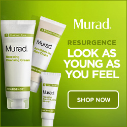 Reverse the Signs of Aging with the Resurgence Anti-Aging Regimen at Murad.com!