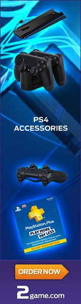 Sony PS4 Accessories available from 2Game.com