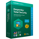 Affiliate Kaspersky Total Security