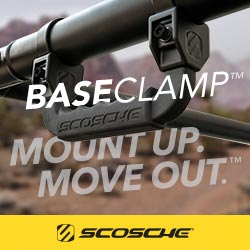 NEW BaseClamp line of powersports mounts - Scosche.com