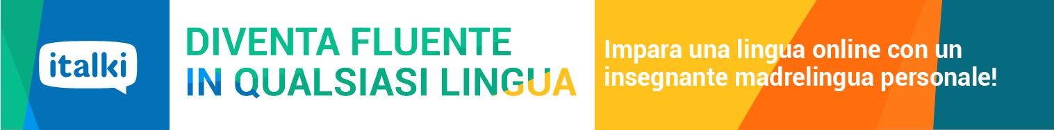 Impara inglese online con un insegnante madrelingua personale!