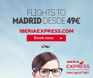 Fly to Madrid with Iberia Express