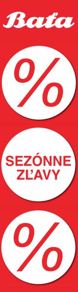 Sezónne zl'avy na Bata.sk