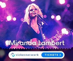 Miranda Lambert Tickets