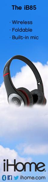 160x600Static iB85 Bluetooth Wireless Headphones