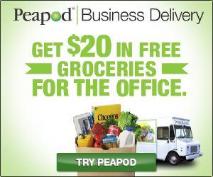 Peapod Promo Code $20 Off