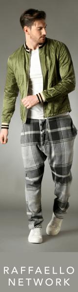 Designer Men's Clothing at Raffaello Network