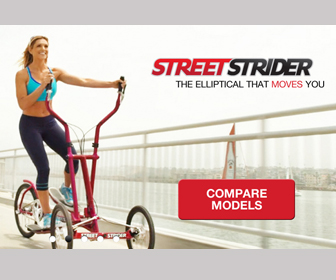 StreetStrider: The Elliptical That Moves You