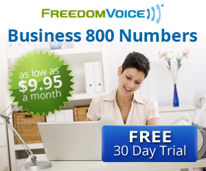 FreedomVoice Trial