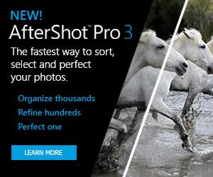 Corel AfterShot 2