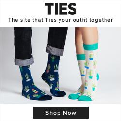 Ties.com. Shop Now >