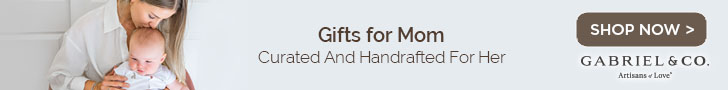 Mother's Day Gifts Fine Jewelry Banner