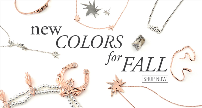 Get your new colors for Fall a...