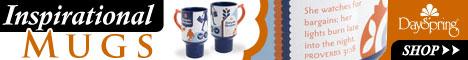 Inspirational Coffee Mugs from DaySpring
