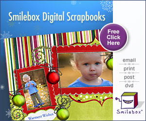 Great Digital Holiday Scrapbooks