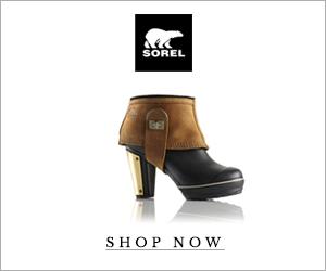 Shop now at Sorel.com.