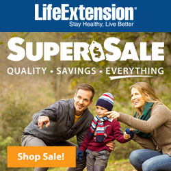Life Extension Supplements Deals for Holidays