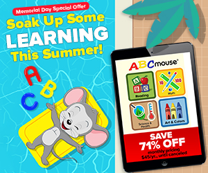 ABCmouse.com - $45 for 1 Year!