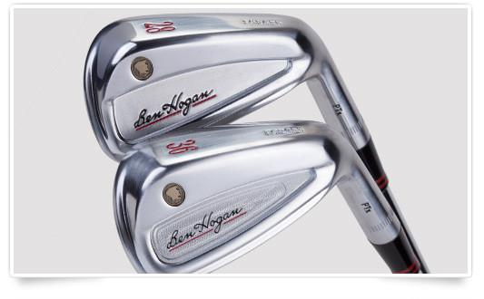 The Best Golf Clubs For Men - Ben Hogan