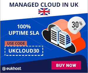 Managed Cloud Hosting UK
