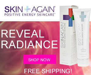 It Started with a Fire... Discover SkinAgain.com