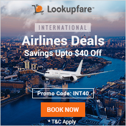 International Travel Deals!