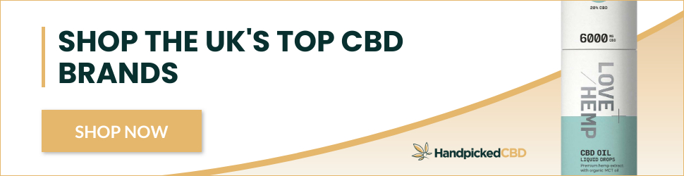 Shop the UK's Top CBD Brands
